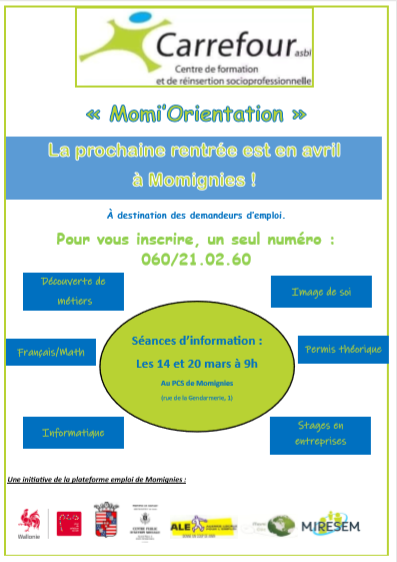 formation carrefour