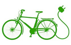 Vélos-électriques à louer au Chateau-Ferme de Macon