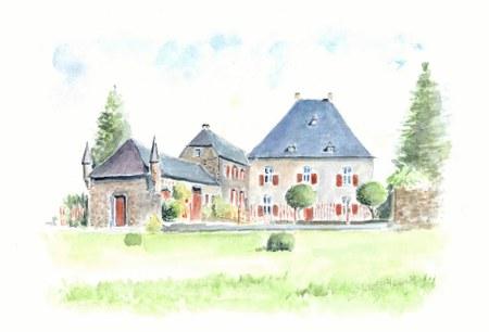 Le Château d'Imbrechies